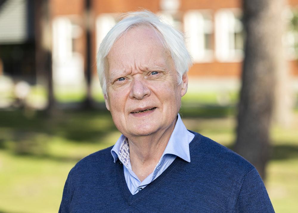 Bernt-Olof Johansson, konsult hos Dedicare. Foto: Gonzalo Irigoyen