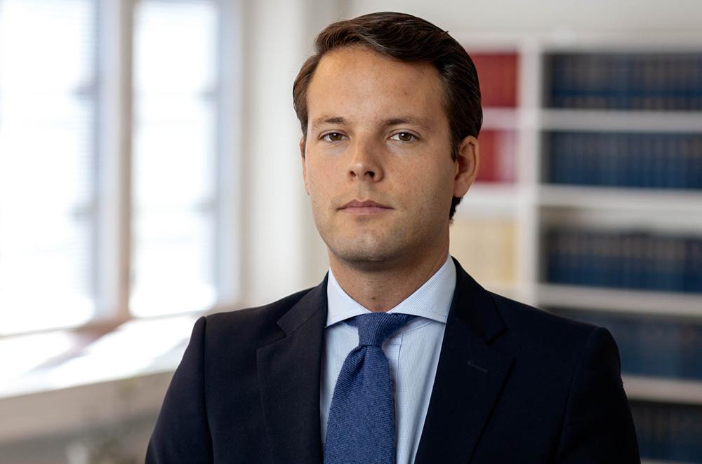 Johan Qvinth på Norstedts Juridik.