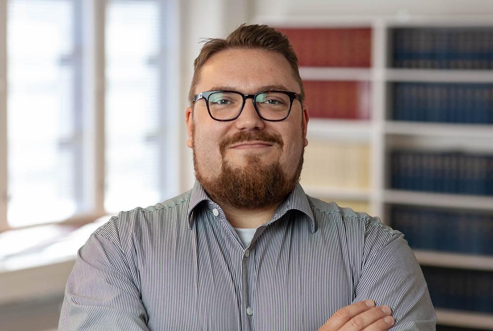 Peter Krohn, jurist och nyhetsredaktör på Norstedts Juridik.