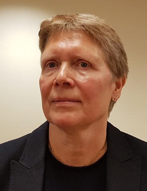 Annica Blomsten, socialchef i Norrtälje kommun.