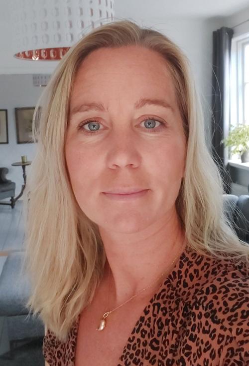 Martina Malmström, verksamhetschef på Nämndemansgården.