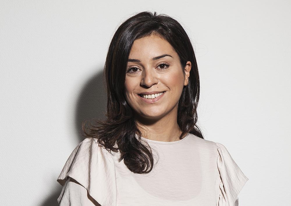 Dalia Eid, ledarskapsstrateg i Nyköpings kommun och styrelseledamot i Vision. Foto: Vision