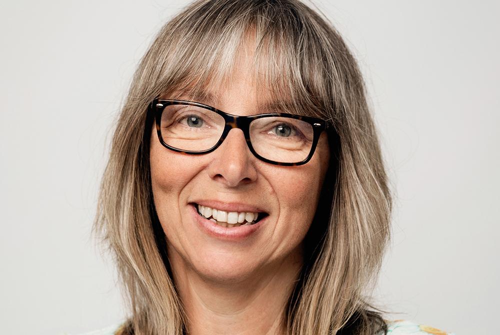 Anna Fredriksson har tillsammans med Åsa Moberg skrivit en bok om psykiatrireformen. Foto: E Johnsson