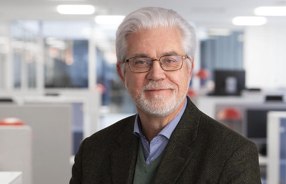 Knut Sundell, projektledare vid SBU. Foto: Svenska Spel