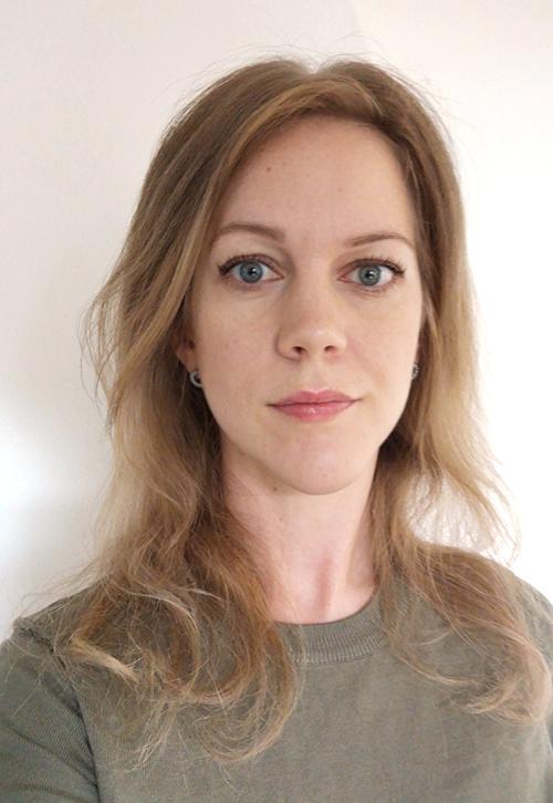 Sara Liljegren, projektledare och enhetschef på Stadsmissionen i Linköping.