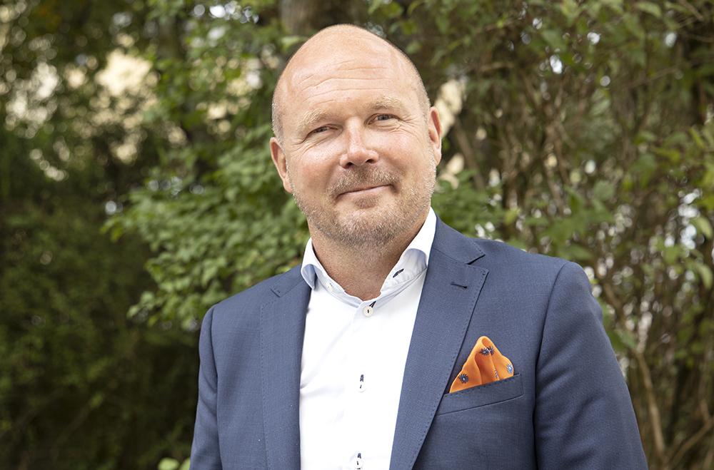 Magnus Skebäck, vd för Pulsen Omsorg.